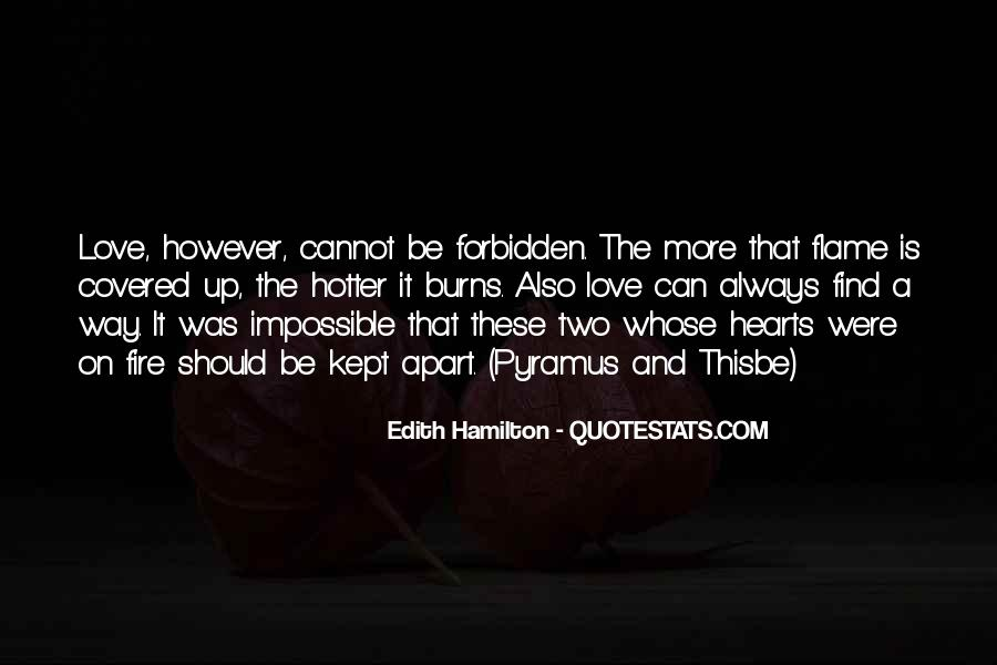 Edith Hamilton Quotes #1503382