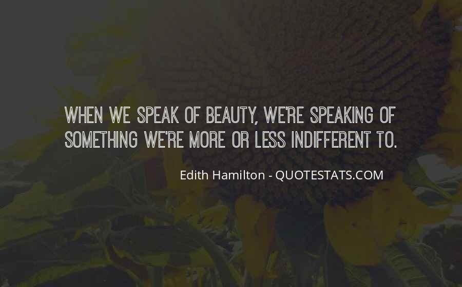 Edith Hamilton Quotes #1574346