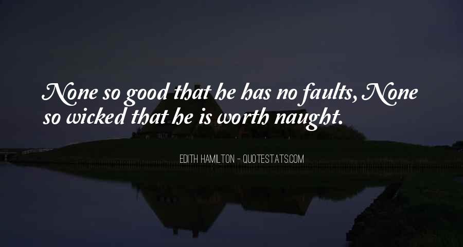 Edith Hamilton Quotes #160652