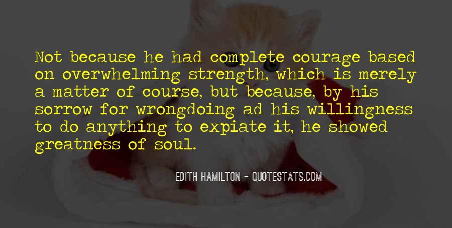 Edith Hamilton Quotes #1625997