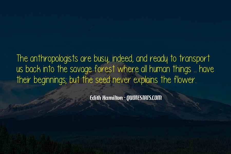 Edith Hamilton Quotes #1773803