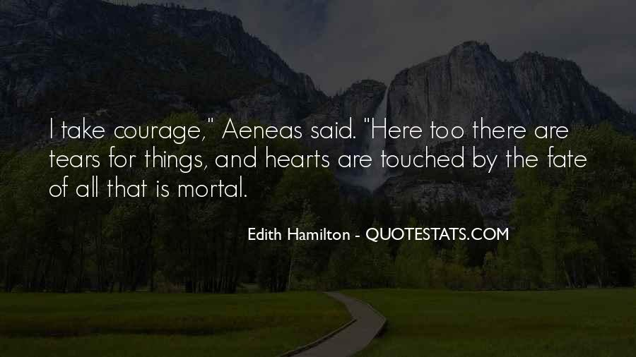 Edith Hamilton Quotes #1784108