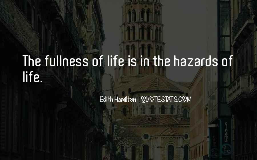 Edith Hamilton Quotes #323116
