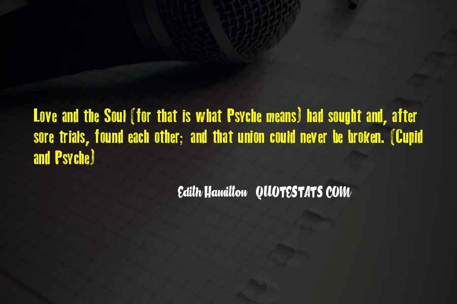 Edith Hamilton Quotes #375231