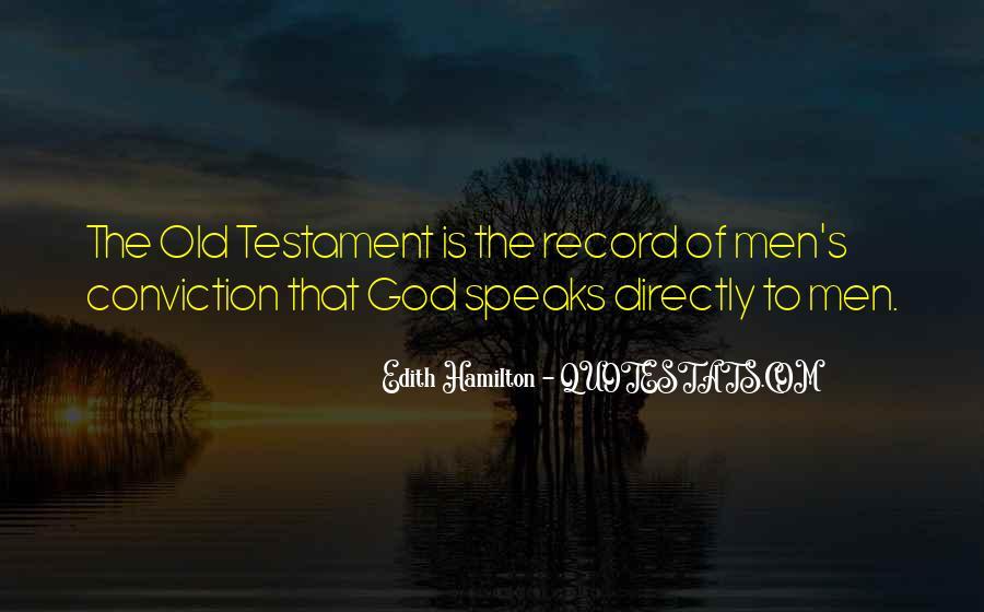 Edith Hamilton Quotes #473775