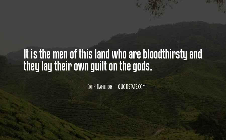 Edith Hamilton Quotes #575034