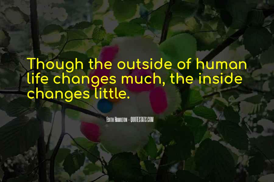 Edith Hamilton Quotes #58071