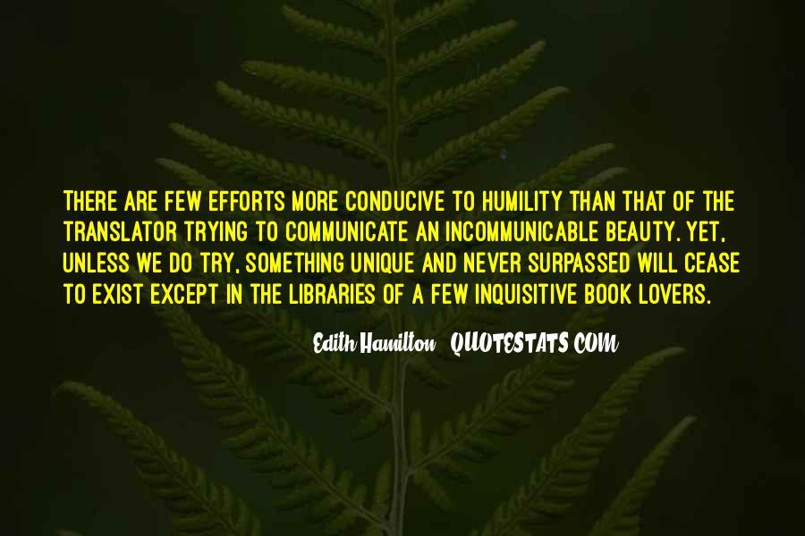 Edith Hamilton Quotes #621913