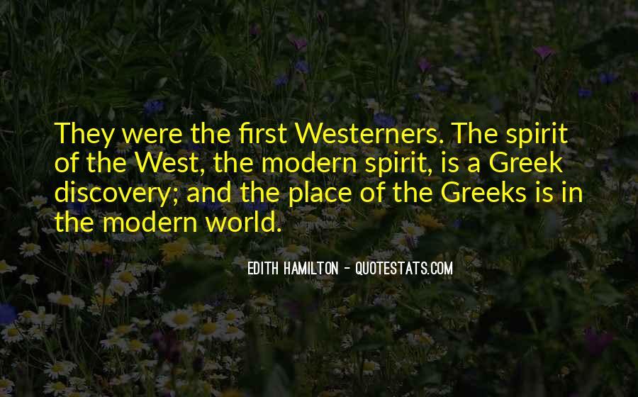 Edith Hamilton Quotes #670357