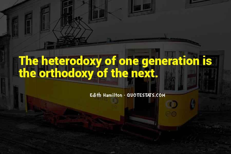 Edith Hamilton Quotes #709541