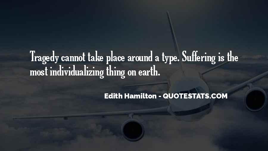 Edith Hamilton Quotes #738376