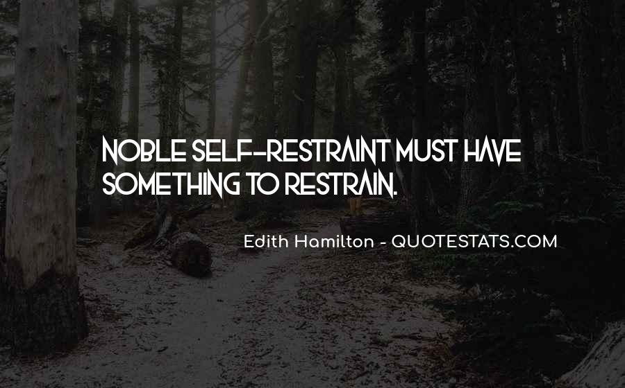 Edith Hamilton Quotes #850614