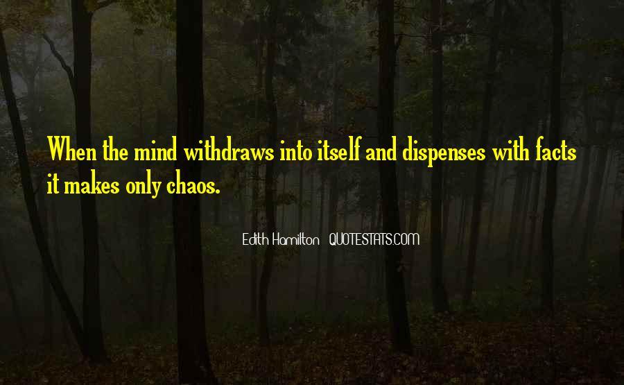 Edith Hamilton Quotes #995949