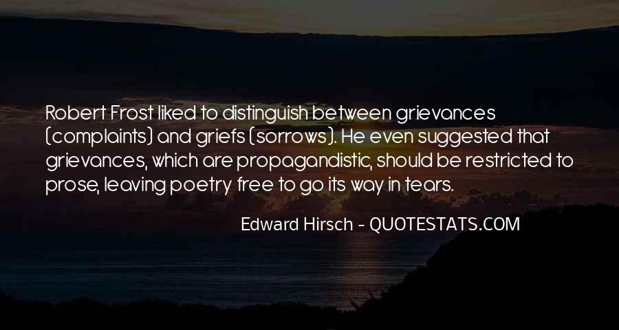 Edward Hirsch Quotes #198005