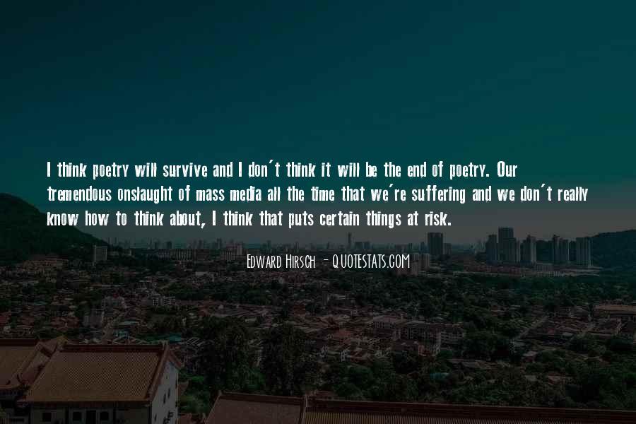 Edward Hirsch Quotes #35727
