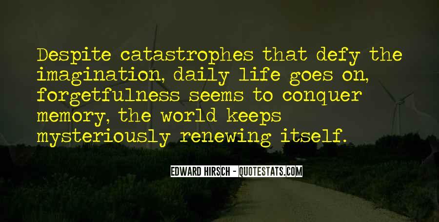 Edward Hirsch Quotes #484984