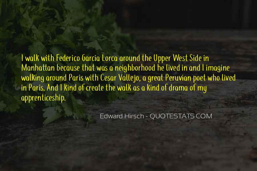 Edward Hirsch Quotes #494940