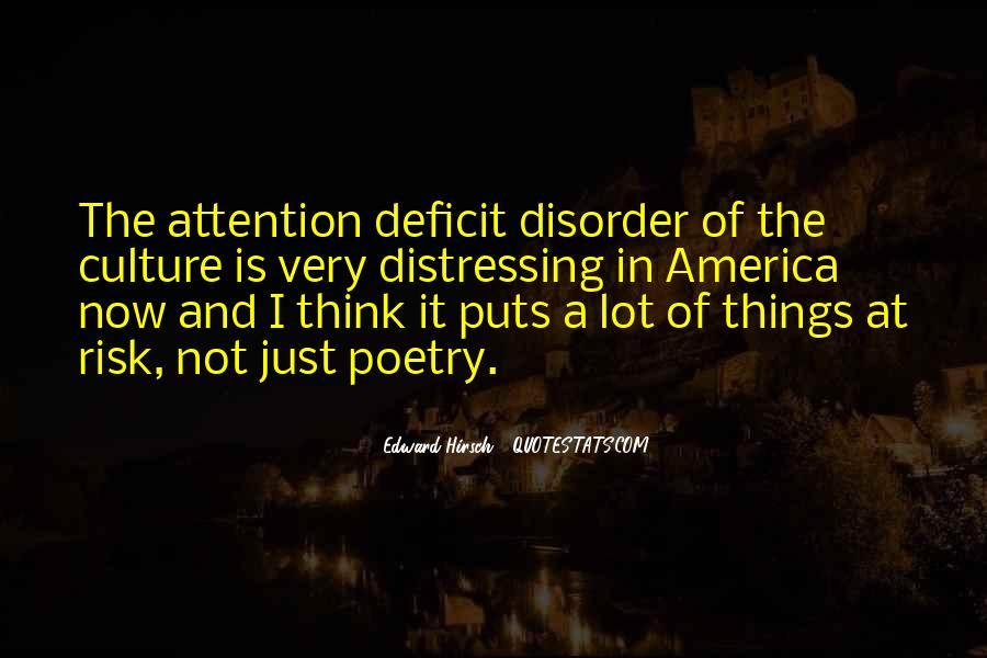 Edward Hirsch Quotes #669070