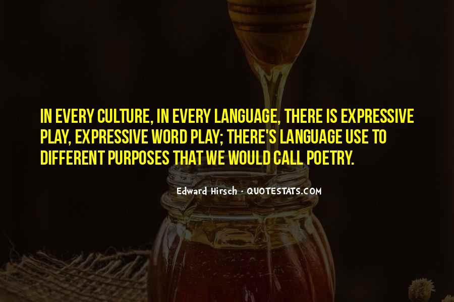 Edward Hirsch Quotes #849778