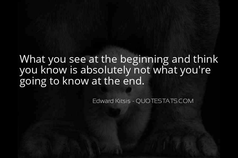 Edward Kitsis Quotes #212088