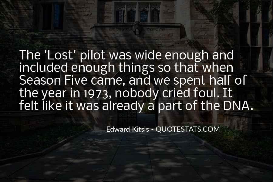 Edward Kitsis Quotes #914614