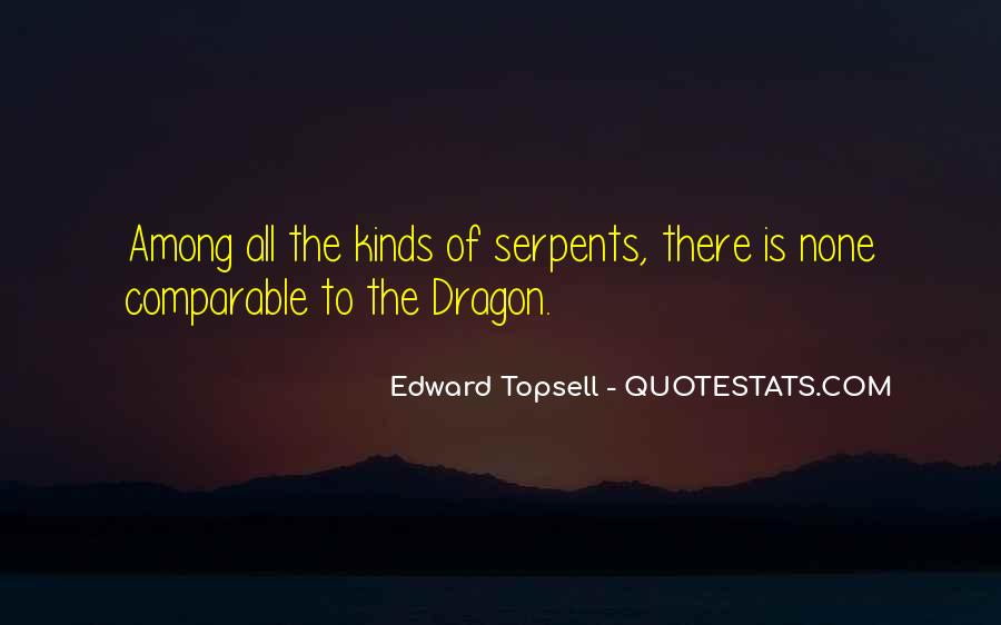 Edward Topsell Quotes #1706303