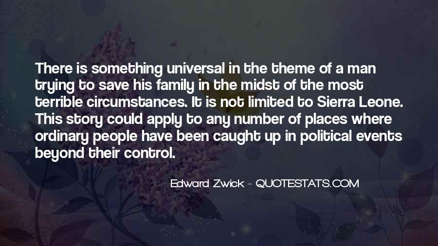 Edward Zwick Quotes #22783