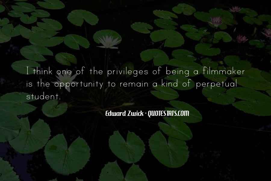 Edward Zwick Quotes #317733