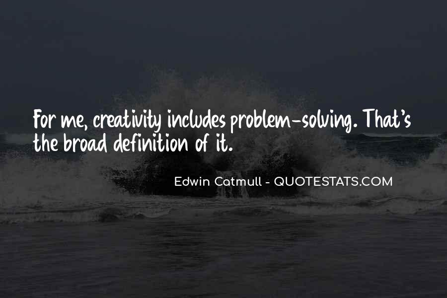 Edwin Catmull Quotes #439017