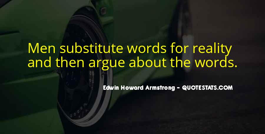Edwin Howard Armstrong Quotes #122686