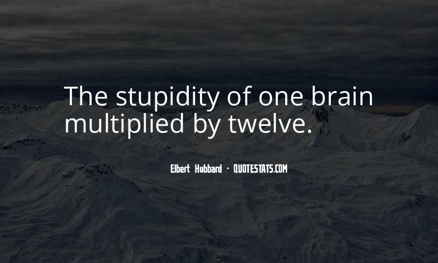 Elbert Hubbard Quotes #132917