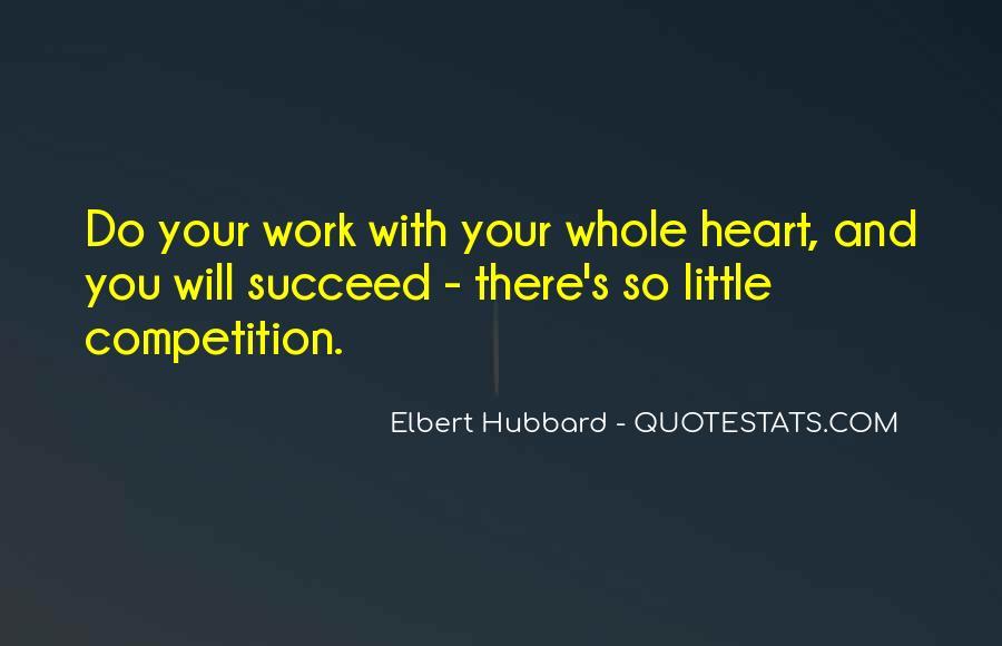 Elbert Hubbard Quotes #154326