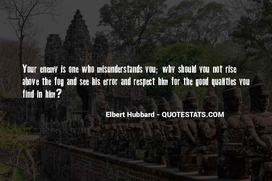 Elbert Hubbard Quotes #173271