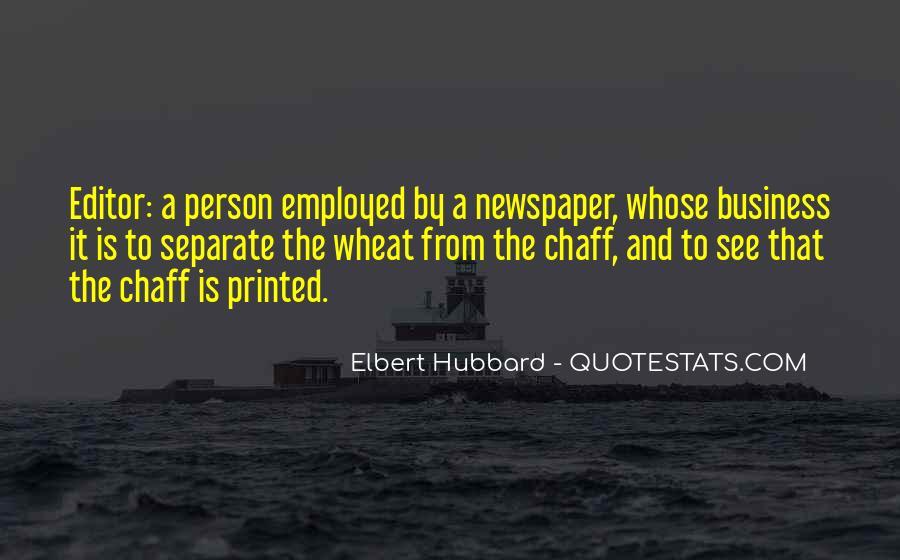 Elbert Hubbard Quotes #19412