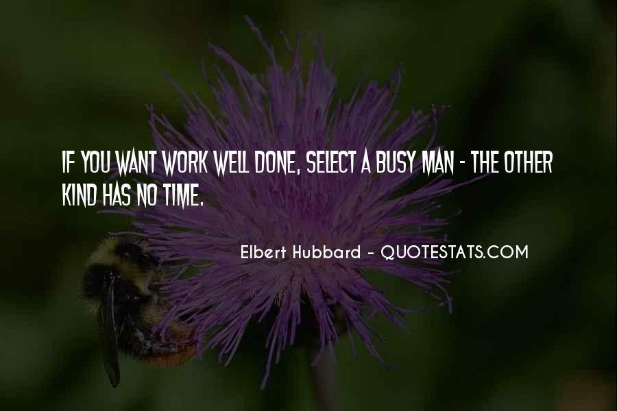 Elbert Hubbard Quotes #203983