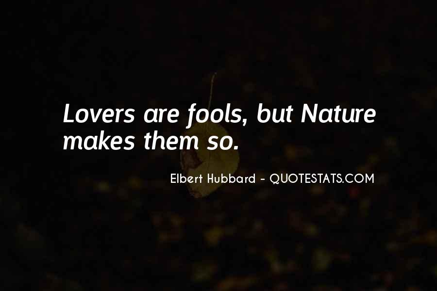 Elbert Hubbard Quotes #223045