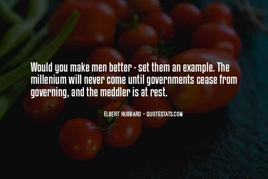 Elbert Hubbard Quotes #236749