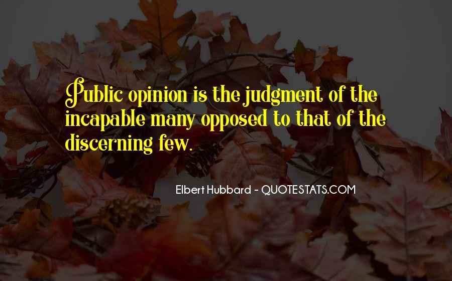 Elbert Hubbard Quotes #251096