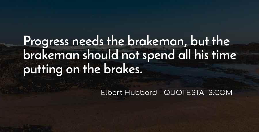 Elbert Hubbard Quotes #254207