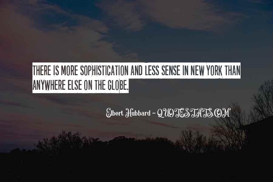 Elbert Hubbard Quotes #265149