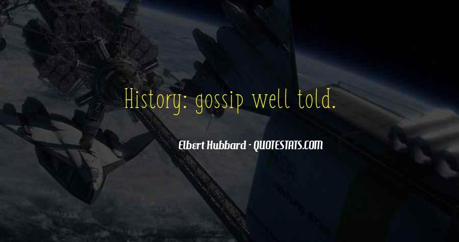 Elbert Hubbard Quotes #268886