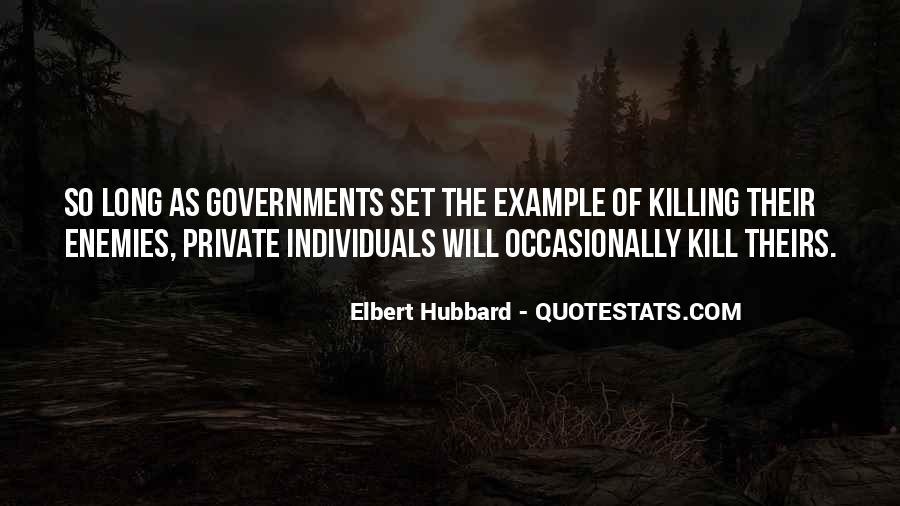 Elbert Hubbard Quotes #304417