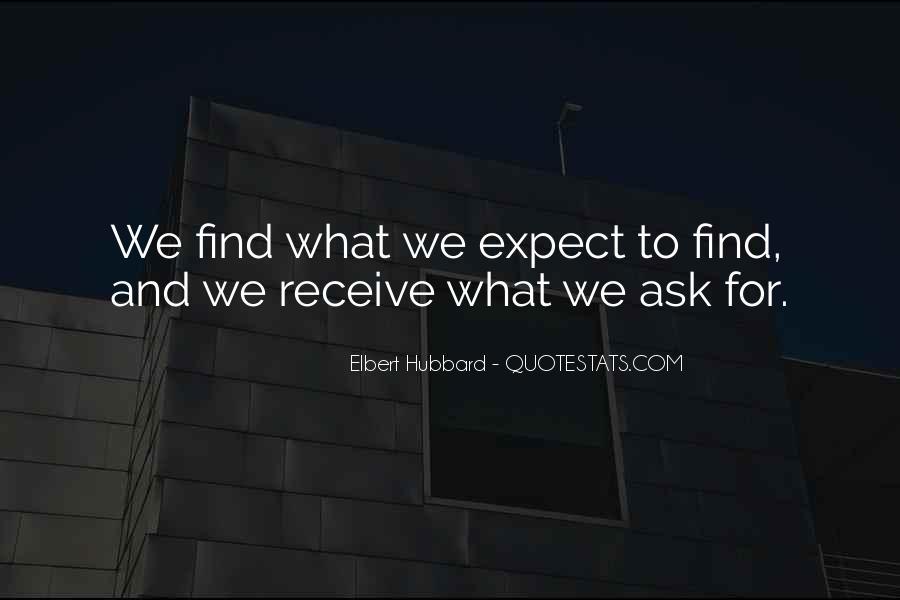 Elbert Hubbard Quotes #312067