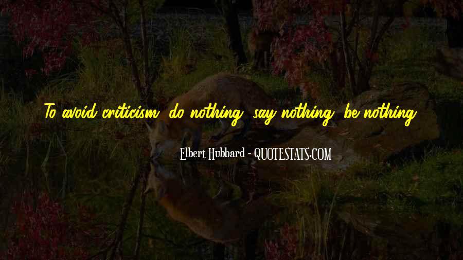 Elbert Hubbard Quotes #382098
