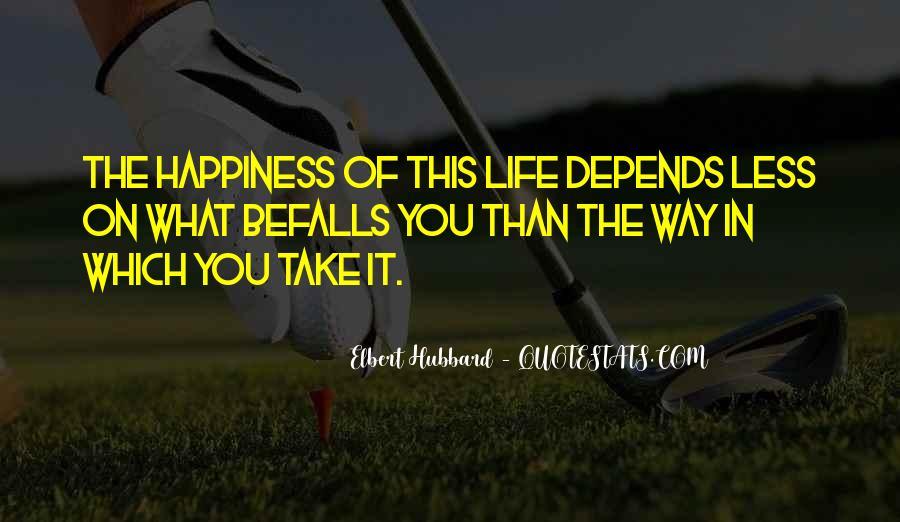 Elbert Hubbard Quotes #410630