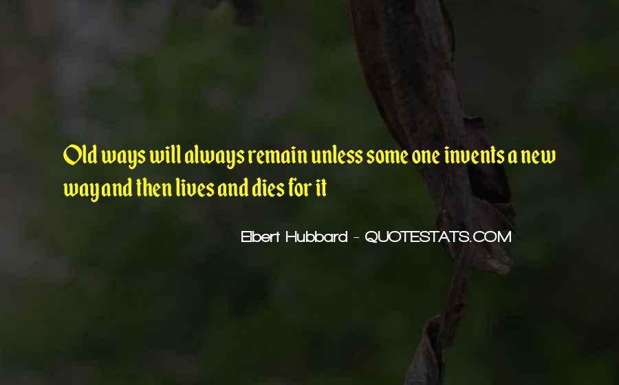 Elbert Hubbard Quotes #4370