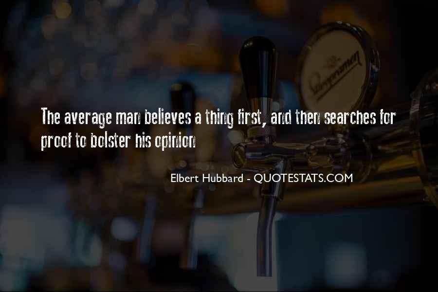 Elbert Hubbard Quotes #56649