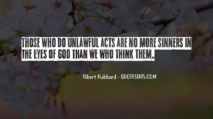Elbert Hubbard Quotes #78347