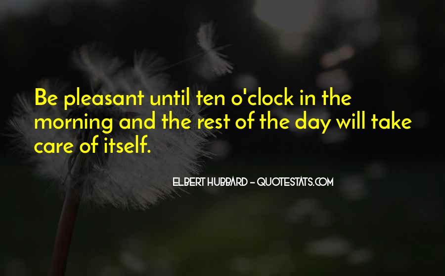 Elbert Hubbard Quotes #9676