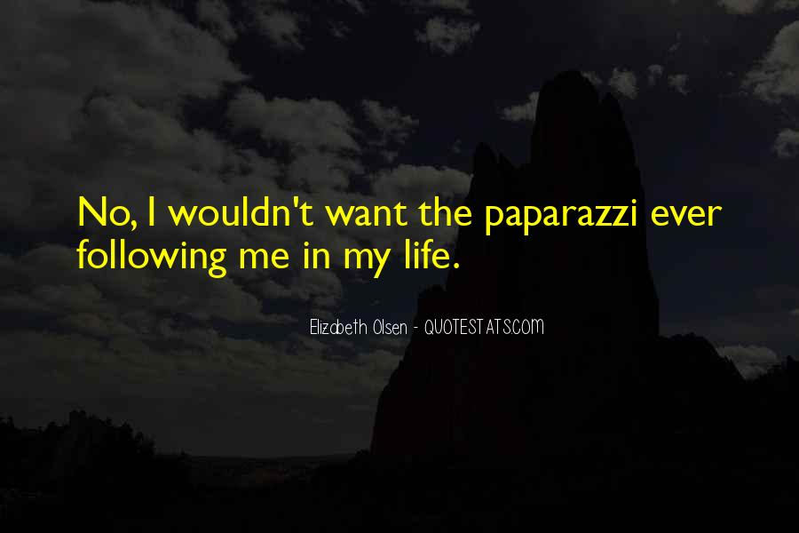 Elizabeth Olsen Quotes #1012061